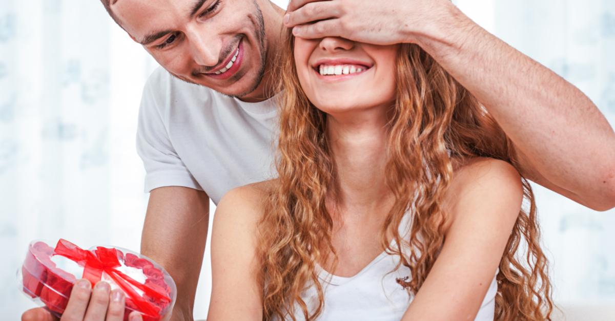 Elige regalo de San Valentín en la tienda online VENTAJON.