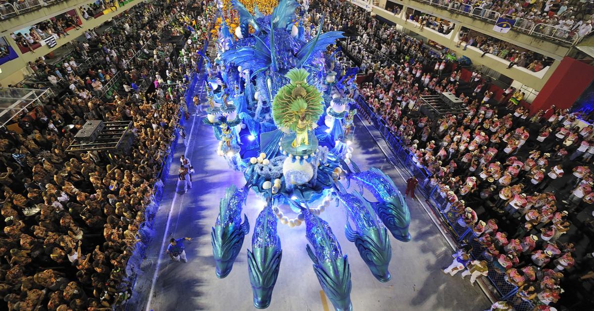 Los carnavales más espectaculares del mundo, de la mano de VENTAJON