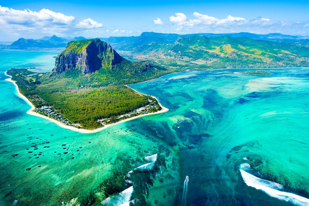 Isla Mauricio con Ventajon y Halcón Viajes / Viajes Ecuador.